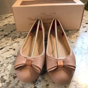61e85878feba59 Ted Baker London Shoes - Ted Baker Immet Pink Ballet Flat NWT